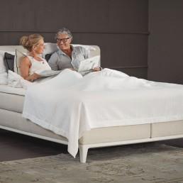 Auping Betten beim Schlafzimmer und Bettenhaus Körner in Nürnberg