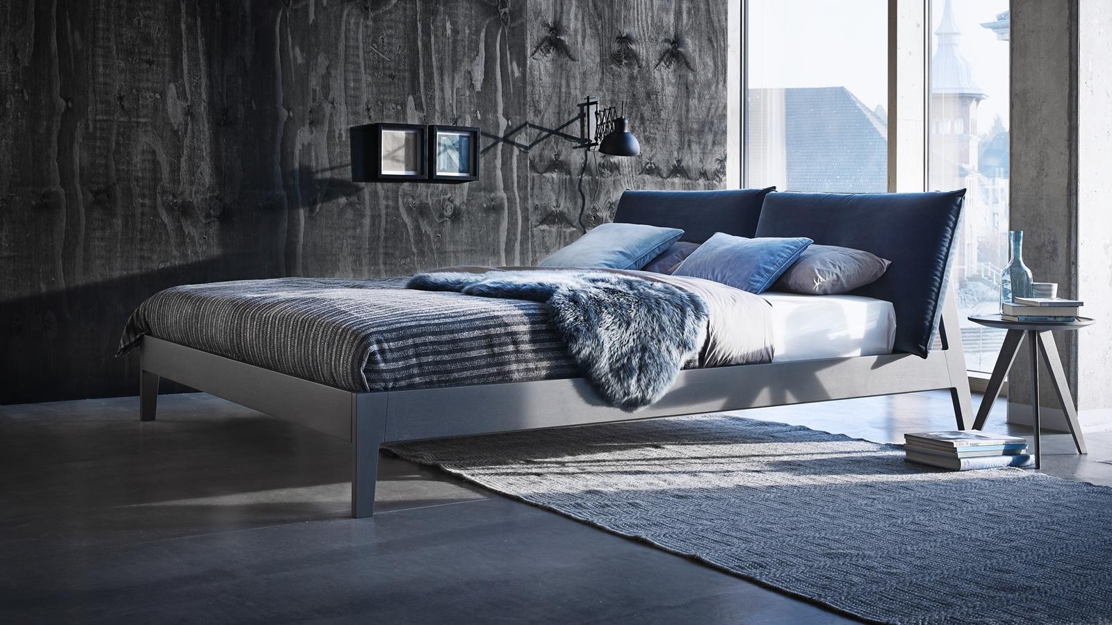 Ungewöhnlich Kingsize Bett Im Schlafzimmer Vergleich Zum Doppelbett ...