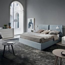 Novamobili Schlafzimmer beim Schlafzimmer und Bettenhaus Körner in Nürnberg
