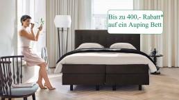 Auping Kombinationsrabatt beim Schlafzimmer und Bettenhaus Körner in Nürnberg
