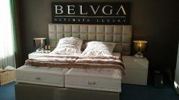 Beluga Boxspringspringbetten kaufen im Schlafzimmer und Bettenhaus Körner in Nürnberg