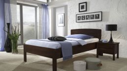 Dico Massivholz Bett bei Schlafzimmer & Betthaus Körner Nürnberg