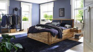 Easy Sleep Massivholzbett