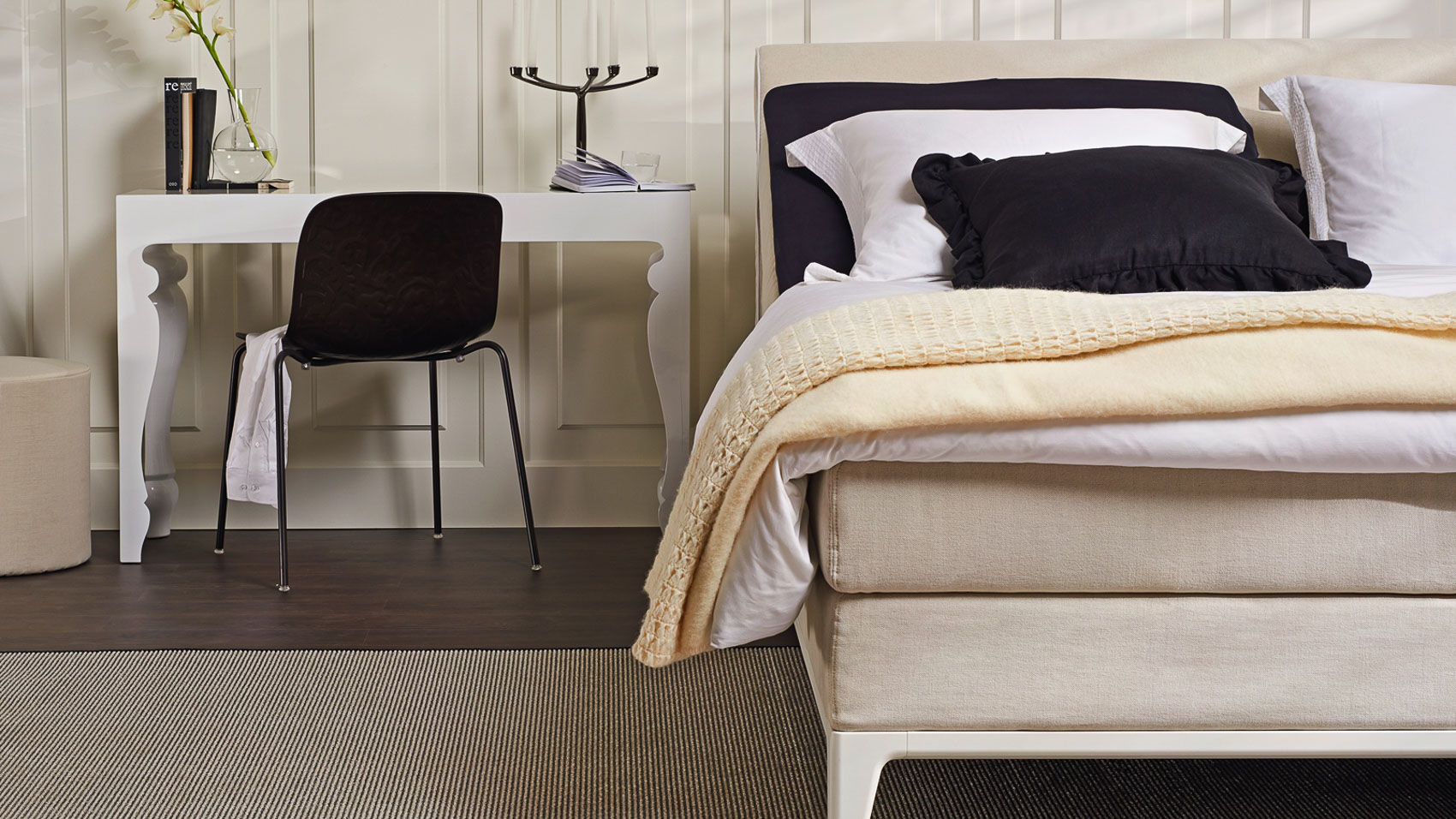 criade curl boxspringbett auping schlafzimmer und bettenhaus k rner co gmbh in n rnberg. Black Bedroom Furniture Sets. Home Design Ideas