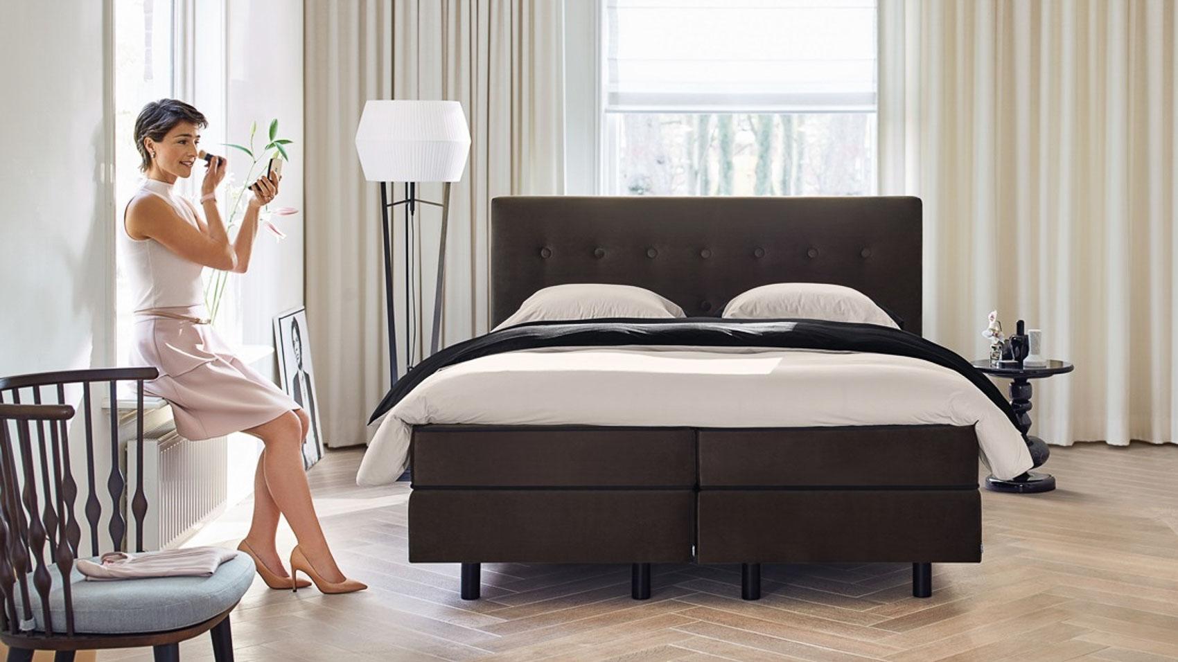 original boxspringbett auping portofino schlafzimmer und bettenhaus k rner co gmbh in n rnberg. Black Bedroom Furniture Sets. Home Design Ideas