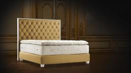 Luxusbetten von Treca