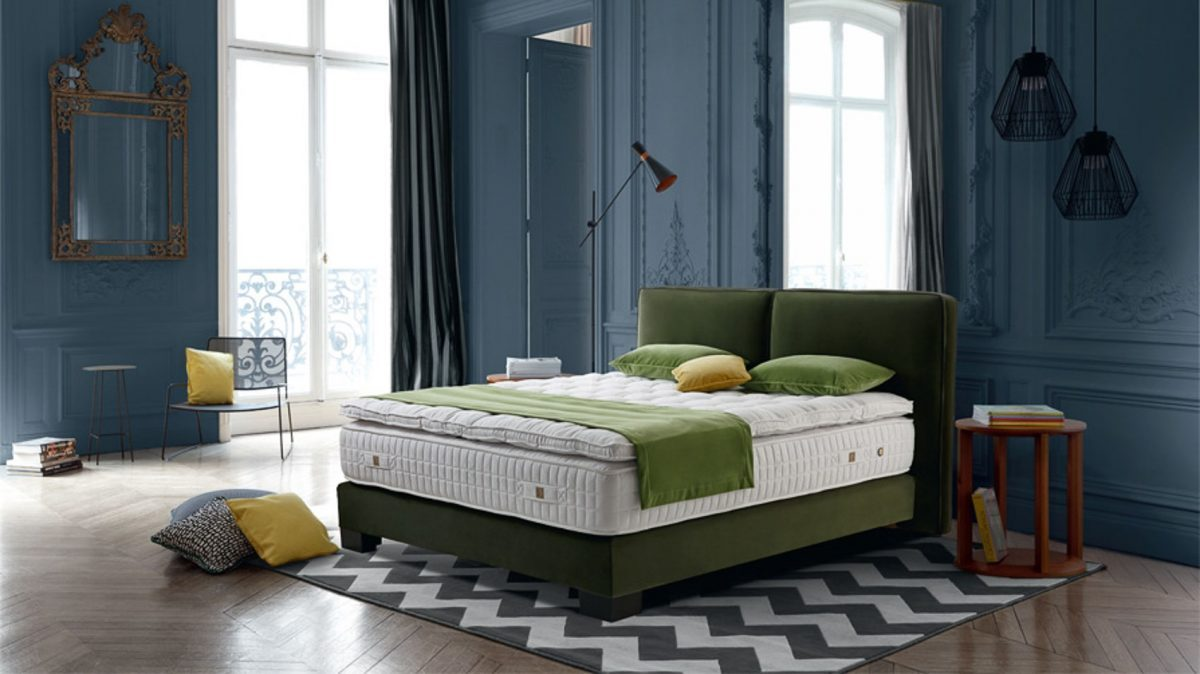 club boxspringbett treca schlafzimmer und bettenhaus. Black Bedroom Furniture Sets. Home Design Ideas