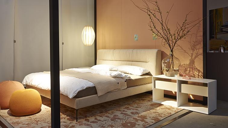 Groove Designbett U2013 Möller Design