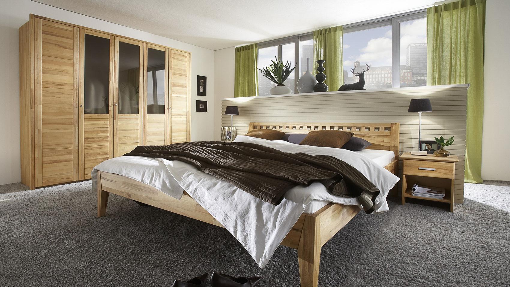 Massivholz – M+H – Schlafzimmer und Bettenhaus Körner + Co Gmbh in ...
