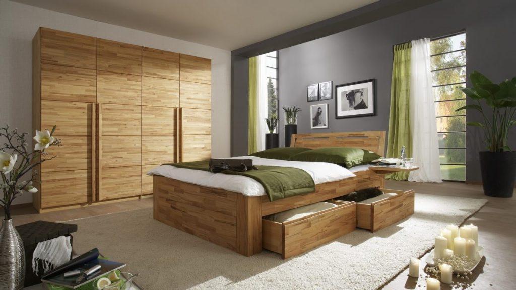 M+H - Günstige Massivholz Schlafzimmer bei Körner in Nürnberg