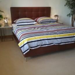 Möller Design Bett