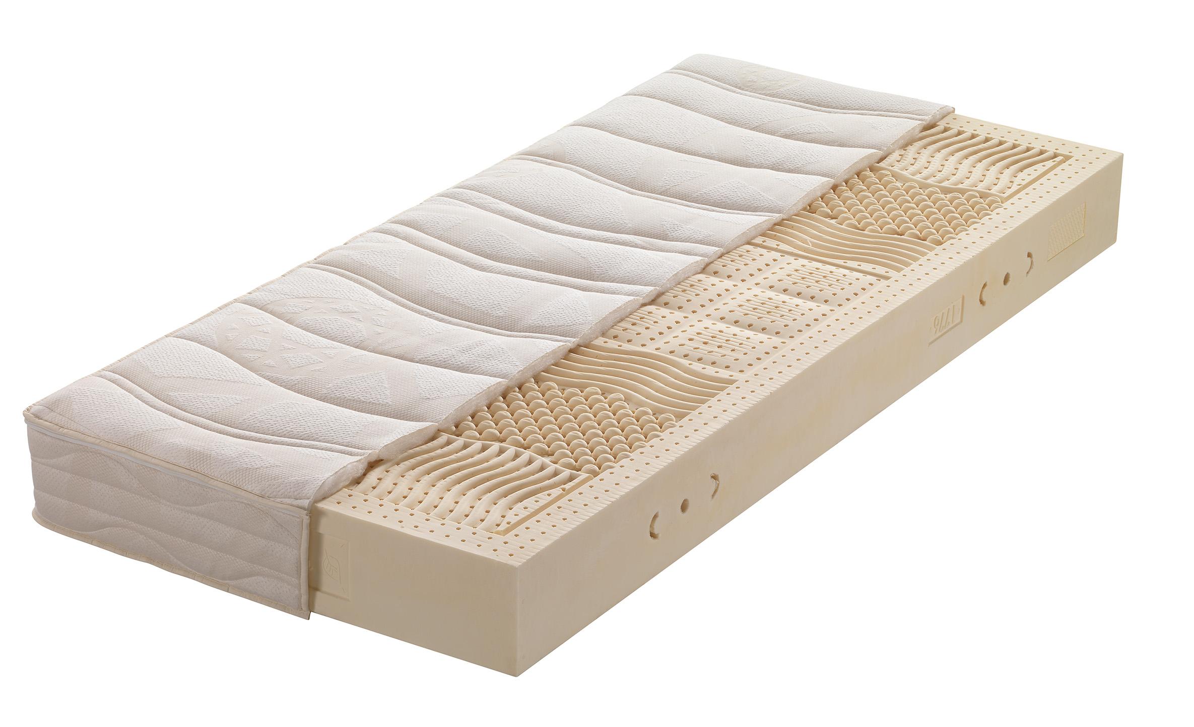 Naturlatexmatratze L700 beim Schlafzimmer und Bettenhaus Körner in Nürnberg