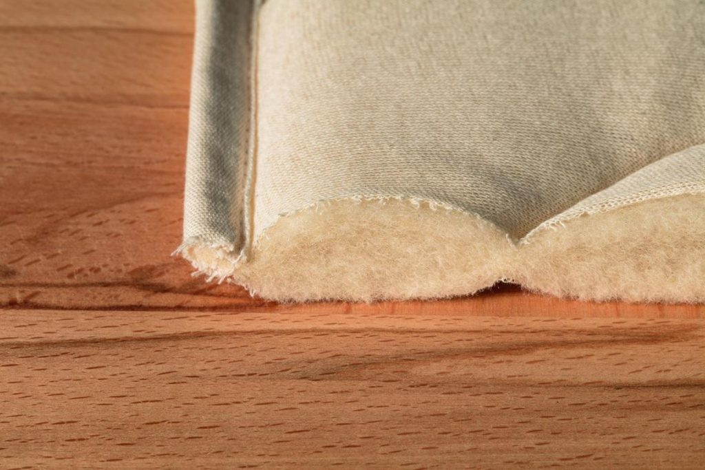 Baumwollbezüge von Dormiente für Naturlatexmatratzen