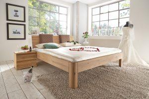 Bettrahmen System C von M+H beim Schlafzimmer und Bettenhaus Körner in Nürnberg