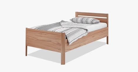 Schlüter Multiflex Bett mit Fußteil