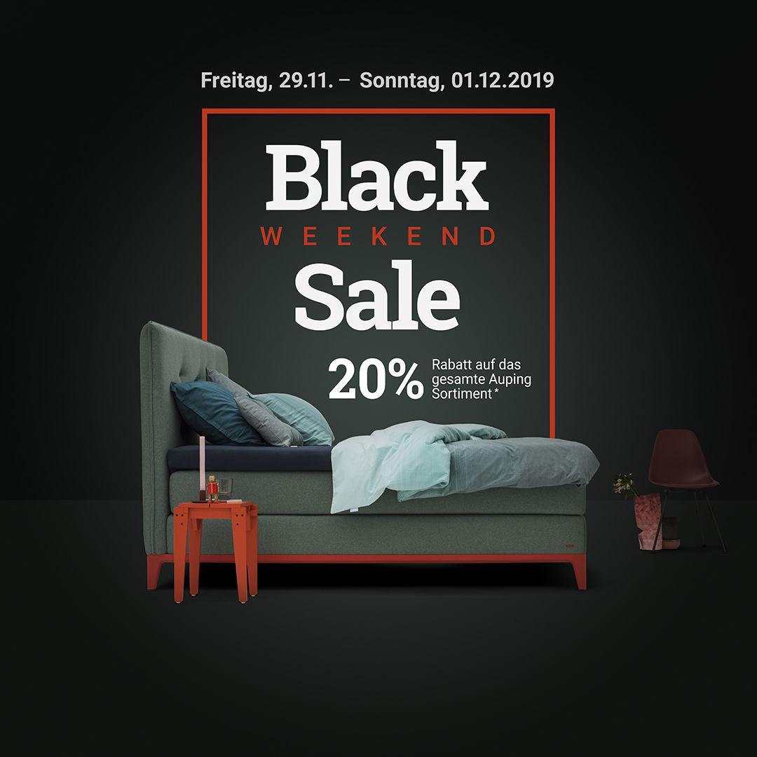 Auping Black Weekend Sale - Schlafzimmer und Bettenhaus ...